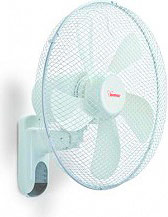 Bimar Ventilatore Parete Muro Telecomando 5 Pale Timer Oscillante VM40.EU
