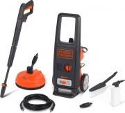 Black & Decker 14120 Idropulitrice ad acqua calda fino a 40° 125 bar 420 litri