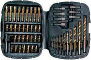Black&Decker Set inserti punte avvitatore e forare 50 pezzi - A7093