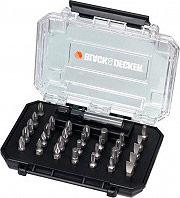 Black&Decker Set inserti avvitatore 31 pezzi A7201