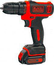Black & Decker BDCDD12-QW Trapano Avvitatore a batteria litio 10.8V Senza Fili