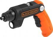 Black & Decker BDCSFL20C Svita-avvita con impugnatura orientabile 3.6 V 1.5 Ah