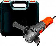 Black & Decker BEG210K Smerigliatrice angolare Disco 115 mm 900W 12000girimin