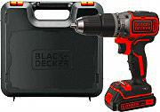 Black & Decker BL188K-QW Trapano Avvitatore a batteria 18V Percussione Brushless