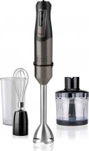 Black & Decker BXHBA1000E Frullatore ad Immersione Minipimer +Frusta+Tritatutto