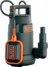 Black & Decker BXUP 250 PCE Pompa Acqua Elettropompa 0.25 Kw Acque Chiare