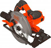 Black & Decker CS1550 Sega Circolare legno ferro 1500W Ø Lama 190 mm 5500 girimin