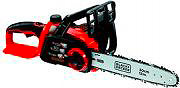 Black&Decker Elettrosega Motosega potatura elettrica batteria 36V KC3630L20