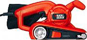 Black & Decker Levigatrice a nastro legno Potenza 720 Watt KA86