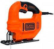 Black & Decker KS501 Seghetto alternativo elettrico 400 Watt Taglio 45°