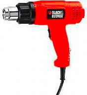 Black & Decker KX1650 Pistola termica Sverniciatore 1750 W Temperatura 570600 °C