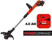 Black & Decker STC1840EPC Tagliabordi a batteria ricaricabile 18.0 V Litio 4.0 Ah