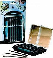Black&Decker Set inserti punte avvitatore 7 pezzi 1 cacciavite precisione X62585