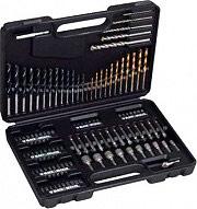Black&Decker Set punte trapano MetalloMuroLegnoPunte per Avvitare A7200-XJ