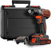 Black & Decker ASD184K Trapano Avvitatore a batteria 18 V