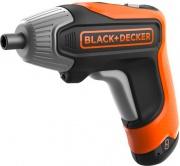 Black & Decker BCF611CK-QW Avvitatore a batteria 3,6V Svitavvita con custodia