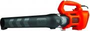Black & Decker BEBL185-QS Soffiatore Aspiratore Elettrico 1850 W Velocità 190 Kmh BEBL185