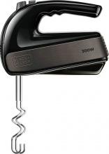 Black & Decker BXMX500E Sbattitore elettrico Mixer 500W 5 Velocità colore Nero