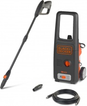 Black & Decker BXPW1400E Idropulitrice ad alta pressione 1.4 kW Portata 390 lh