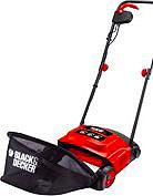 Black & Decker GD300 Arieggiatore Prato elettrico 600 W Denti a Molla 30 litri
