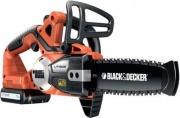 Black & Decker GKC1820L20-QW Elettrosega Motosega senza filo Lunghezza lama 20cm