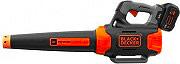 Black & Decker GWC54PC Soffiatore a batteria elettrico 54V Velocità 195 Kmh -QW