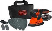 Black&Decker Levigatrice mouse palmare legno 120W KA2000