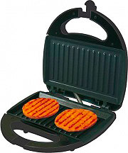 Black & Decker TS2020 Tostapane Tostiera Piastra per Toast Antiaderente 750 Watt