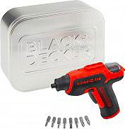 Black & Decker CS36BST Avvitatore a batteria Svitavvita Senza fili 3.6 V