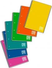 Blasetti 2939 Confezione 6 One Color Ppl Forato A5 1R