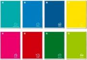 Blasetti 5914 Confezione 10 Quaderni Colorface A4 100G 10F