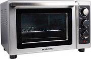 BLUNORD Forno Fornetto Elettrico con Grill Capacità 32 lt Nero Grand Chef 32