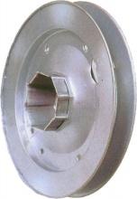 Boliscarlo 1205B.N Puleggia Rullo Metallo Sagomato mm 220