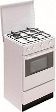 Bompani Cucina a Gas 3 Fuochi Forno a Gas Grill 48x45 cm Coperchio - BI910AAN