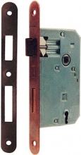 Bonaiti BLGHU870 Patent Serratura Q.8  90 Bronzate 50 B.Tondo Blister  6
