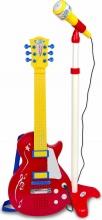 Bontempi 24 5832 Chitarra giocattolo Chitarra rock con microfono