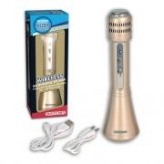 Bontempi 5001 Microfono giocattolo Microfono wireless con altoparlante 48