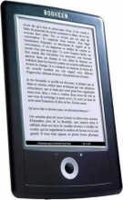 "Bookeen CYBOR10-BK Lettore eBook Reader 2 GB 6"" Wifi Nero  Cybook Orizon Black"