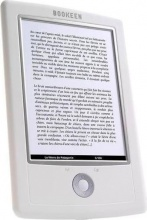 "Bookeen CYBOR10-WE Lettore eBook Reader 2 GB 6"" Wifi Bianco  Cybook Orizon White"