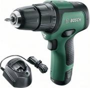 Bosch 0.603.9B6.101 Trapano a Batteria a Percussione 12 Volt+Caricabatterie Easy Impact 12