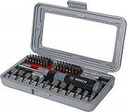 Bosch 2607019504 Chiavi a Bussola Set chiavi cricchetto 46 pezzi con cacciavite