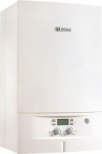 Bosch 7736901265 Caldaia a condensazione a Gas Metano Camera Stagna 24kW ZWB 241 RE Condens