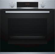 Bosch HBA534BS0 Forno Incasso Elettrico Multifunzione Ventilato 71L A 60cm Pizza