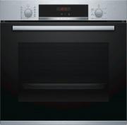 Bosch HBA574BR0 Forno Incasso Elettrico Ventilato 71 Lt 60cm Funzione Pizza Inox