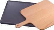 Bosch Pietra refrattaria ceramica paletta legno pizzapane forni HEZ327000