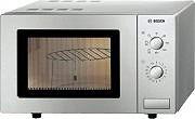 Bosch Forno Microonde Combinato con Grill 17 Lt. 800 W col. Silver - HMT72G450