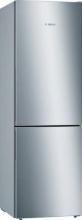 Bosch KGE36VL4A Frigorifero Combinato No Frost Capacità 302 Lt Classe A+++ Inox