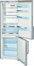 Bosch KGE49BI40 Frigorifero Combinato 412 Lt Classe A+++ Ventilato LowFrost Inox