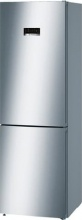Bosch KGN36XI46 Frigorifero Combinato No Frost 324 Lt Classe A+++ Argento