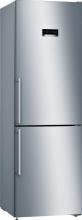 Bosch KGN36XLER Frigorifero Combinato No Frost Classe E (Ex A++) 326 Litri Inox